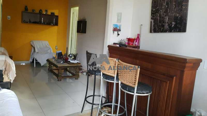 3 - Apartamento à venda Rua Caçapava,Grajaú, Rio de Janeiro - R$ 500.000 - NFAP30695 - 1