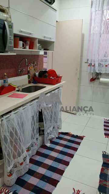 1 - Apartamento à venda Rua Caçapava,Grajaú, Rio de Janeiro - R$ 500.000 - NFAP30695 - 14
