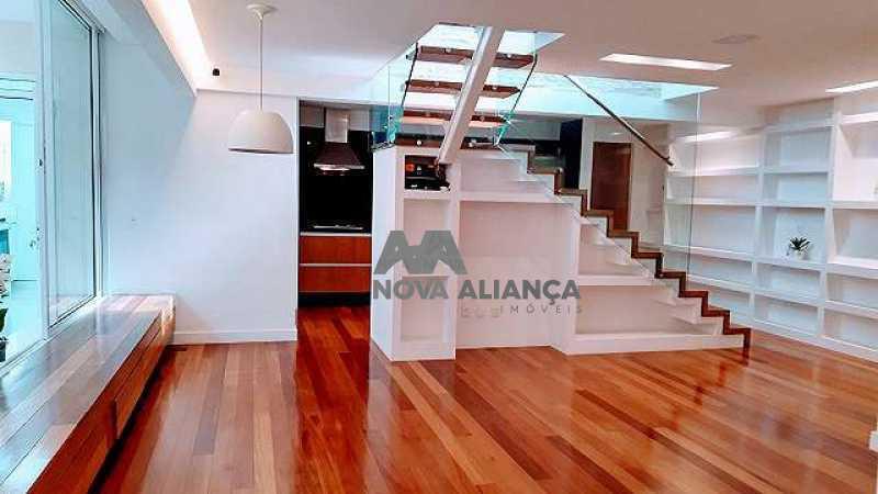 1 - Cobertura 3 quartos à venda Lagoa, Rio de Janeiro - R$ 3.199.000 - NBCO30112 - 1
