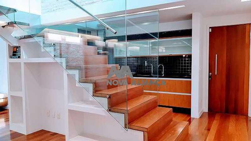 1 - Cobertura 3 quartos à venda Lagoa, Rio de Janeiro - R$ 3.199.000 - NBCO30112 - 3