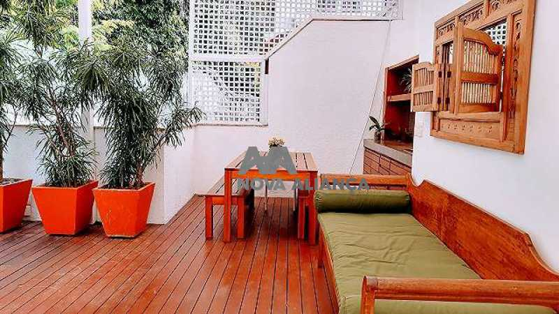 1 - Cobertura 3 quartos à venda Lagoa, Rio de Janeiro - R$ 3.199.000 - NBCO30112 - 20