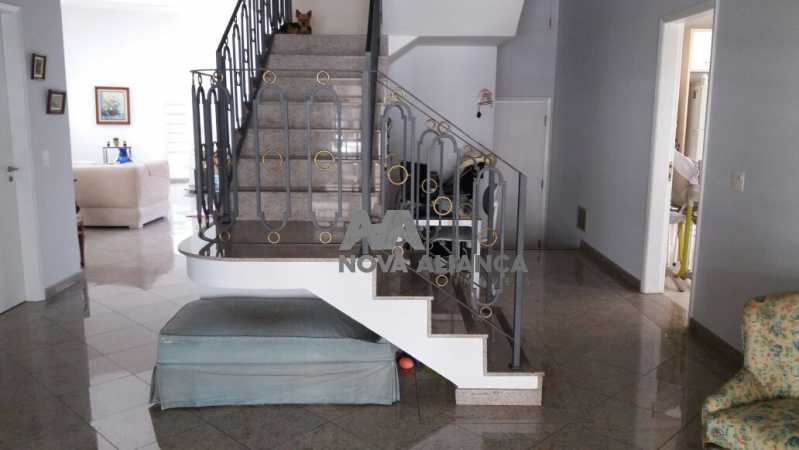 8f38c312-3ce8-4f29-add2-b92609 - Casa em Condomínio à venda Rua Araticum,Anil, Rio de Janeiro - R$ 1.690.000 - NBCN50002 - 8