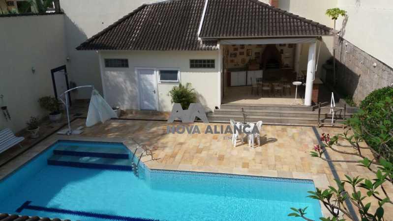 412b3c75-69a8-4ef3-8032-94968e - Casa em Condomínio à venda Rua Araticum,Anil, Rio de Janeiro - R$ 1.690.000 - NBCN50002 - 1