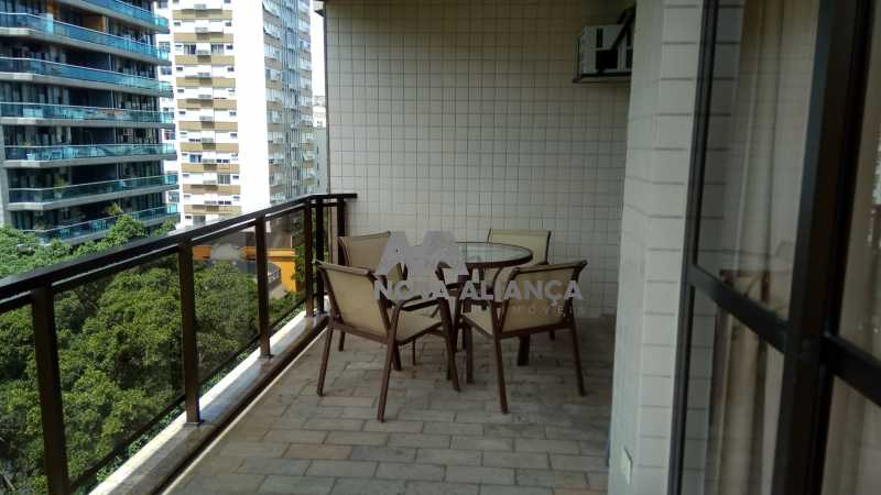 IMG_20171101_140233_HDR - Flat à venda Rua Prudente de Morais,Ipanema, Rio de Janeiro - R$ 2.150.000 - NIFL20021 - 3