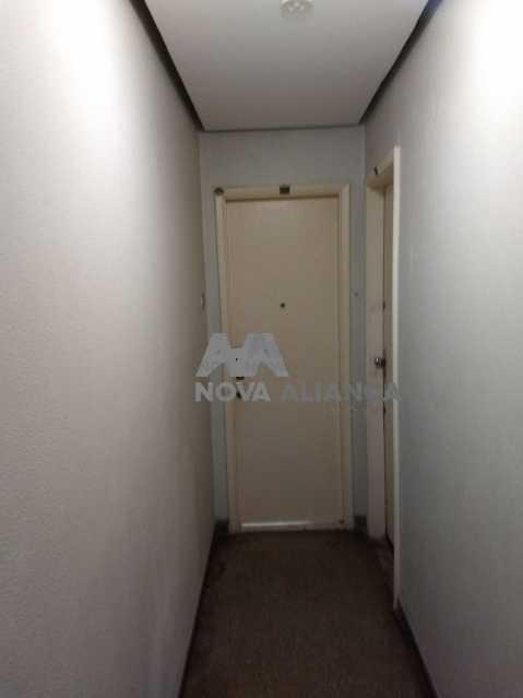 entrada - Kitnet/Conjugado 21m² à venda Rua Bento Lisboa,Catete, Rio de Janeiro - R$ 270.000 - NFKI00192 - 7
