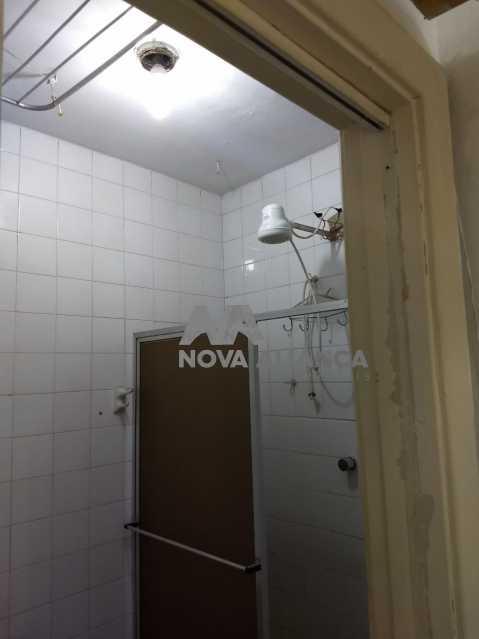 chuveiro - Kitnet/Conjugado 21m² à venda Rua Bento Lisboa,Catete, Rio de Janeiro - R$ 270.000 - NFKI00192 - 13