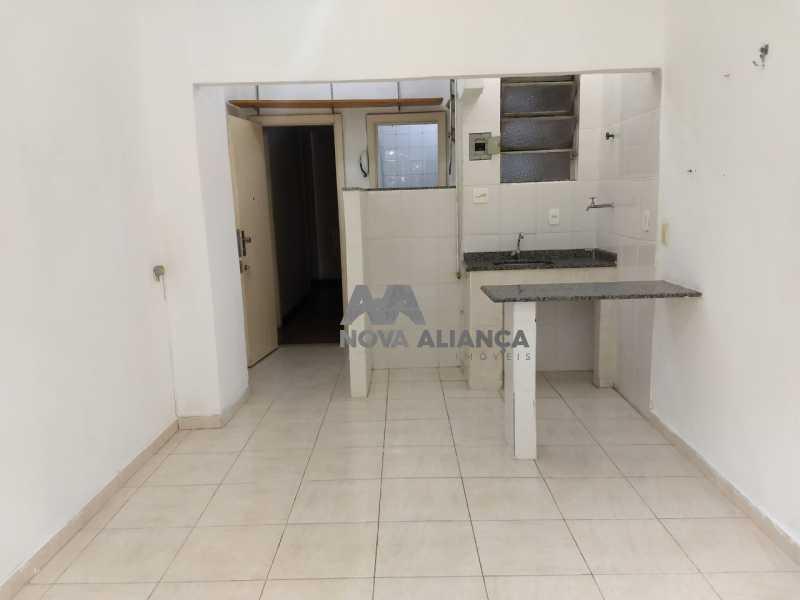 conjugado - Kitnet/Conjugado 21m² à venda Rua Bento Lisboa,Catete, Rio de Janeiro - R$ 270.000 - NFKI00192 - 1