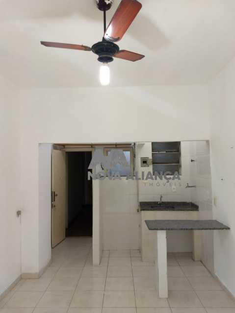 conjugado - Kitnet/Conjugado 21m² à venda Rua Bento Lisboa,Catete, Rio de Janeiro - R$ 270.000 - NFKI00192 - 5
