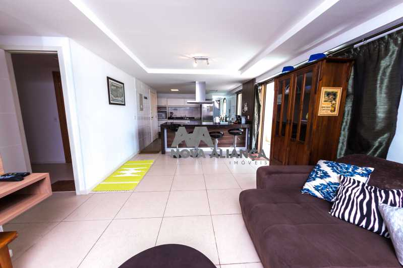 IMG_3920 - Cobertura à venda Rua Cupertino Durão,Leblon, Rio de Janeiro - R$ 5.900.000 - NICO30071 - 8