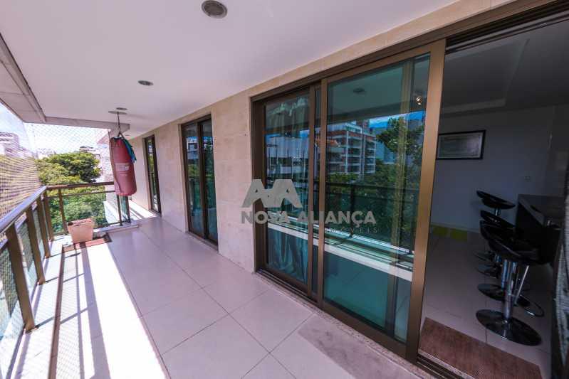 IMG_3921 - Cobertura à venda Rua Cupertino Durão,Leblon, Rio de Janeiro - R$ 5.900.000 - NICO30071 - 7