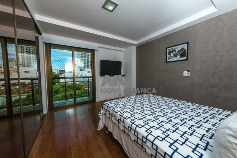 IMG_3938 - Cobertura à venda Rua Cupertino Durão,Leblon, Rio de Janeiro - R$ 5.900.000 - NICO30071 - 13