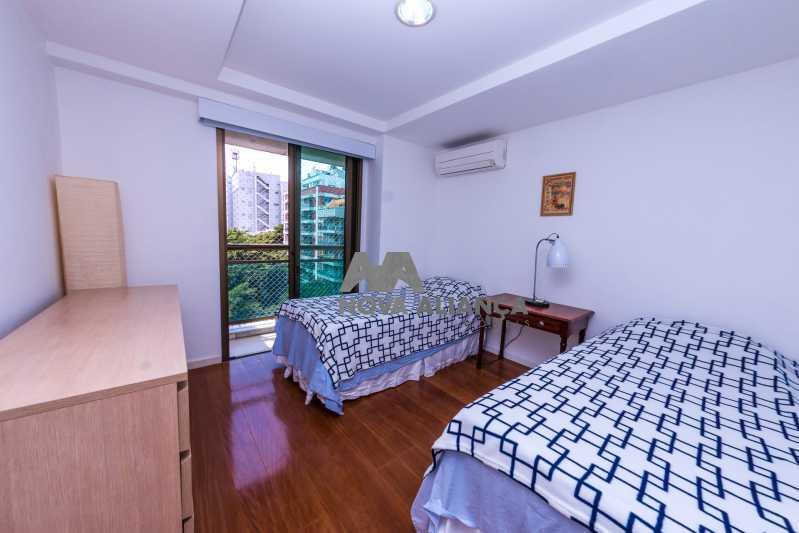 IMG_3943 - Cobertura à venda Rua Cupertino Durão,Leblon, Rio de Janeiro - R$ 5.900.000 - NICO30071 - 15