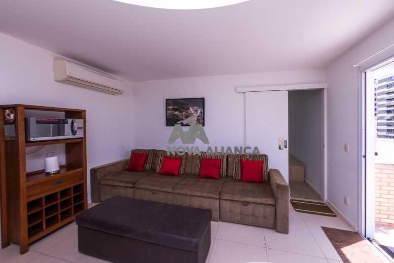 IMG_3952 - Cobertura à venda Rua Cupertino Durão,Leblon, Rio de Janeiro - R$ 5.900.000 - NICO30071 - 17