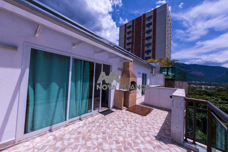IMG_3960 - Cobertura à venda Rua Cupertino Durão,Leblon, Rio de Janeiro - R$ 5.900.000 - NICO30071 - 5