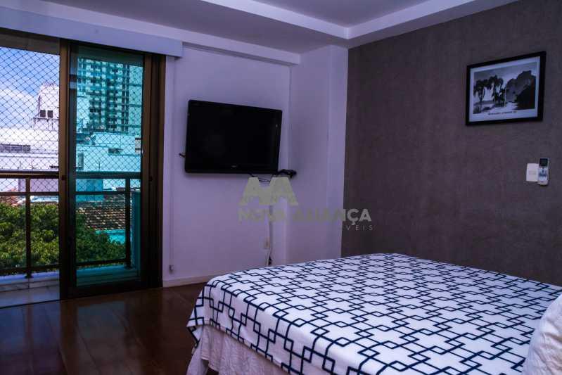 IMG_3978 - Cobertura à venda Rua Cupertino Durão,Leblon, Rio de Janeiro - R$ 5.900.000 - NICO30071 - 14