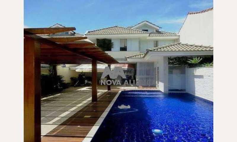 7662b2a3-02a0-422b-8ede-4ac976 - Casa em Condomínio à venda Rua Ivaldo de Azambuja,Barra da Tijuca, Rio de Janeiro - R$ 2.200.000 - NCCN50002 - 1