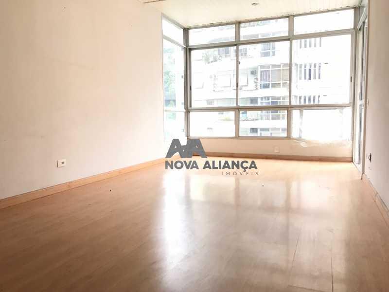 IMG-3017 - Apartamento à venda Rua General Olímpio Mourão Filho,São Conrado, Rio de Janeiro - R$ 750.000 - NFAP30738 - 7