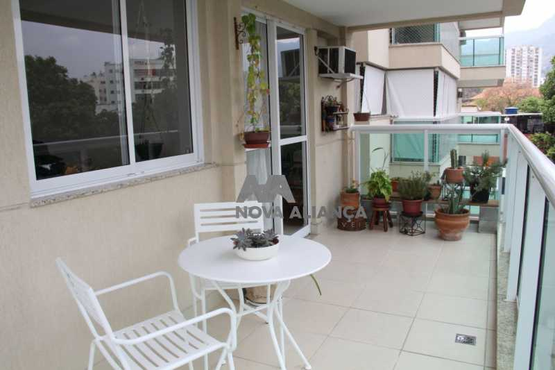 775b97bd-2037-46e3-aeb0-58a7e1 - Apartamento à venda Rua Paraíba,Praça da Bandeira, Rio de Janeiro - R$ 750.000 - NBAP31090 - 29