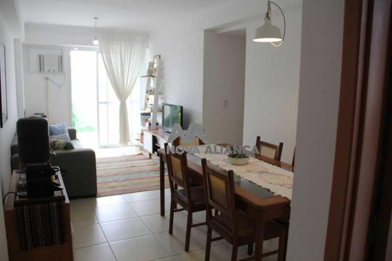 e04156e6-0307-48d0-9927-a7ab14 - Apartamento à venda Rua Paraíba,Praça da Bandeira, Rio de Janeiro - R$ 750.000 - NBAP31090 - 1