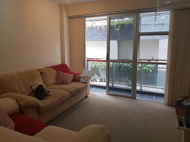 1. - Apartamento à venda Rua Baronesa de Poconé,Lagoa, Rio de Janeiro - R$ 1.150.000 - NBAP21215 - 1