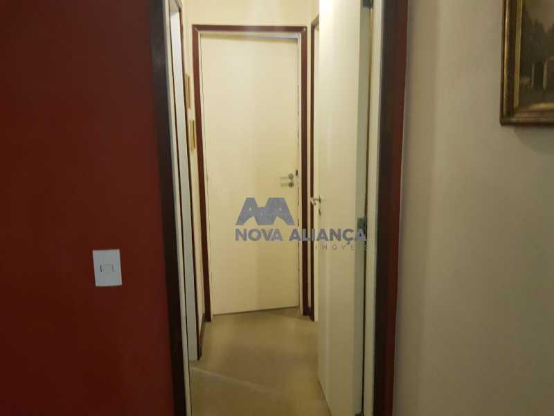 6. - Apartamento à venda Rua Baronesa de Poconé,Lagoa, Rio de Janeiro - R$ 1.150.000 - NBAP21215 - 3