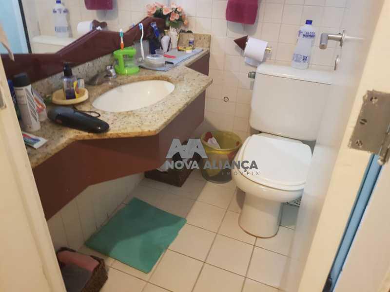 7. - Apartamento à venda Rua Baronesa de Poconé,Lagoa, Rio de Janeiro - R$ 1.150.000 - NBAP21215 - 6