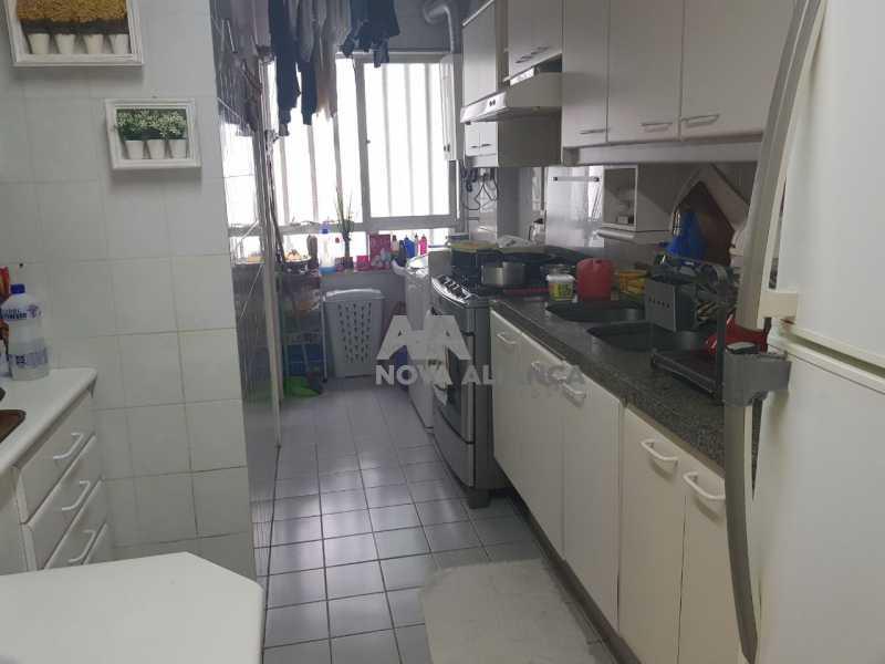 16.2. - Apartamento à venda Rua Baronesa de Poconé,Lagoa, Rio de Janeiro - R$ 1.150.000 - NBAP21215 - 13