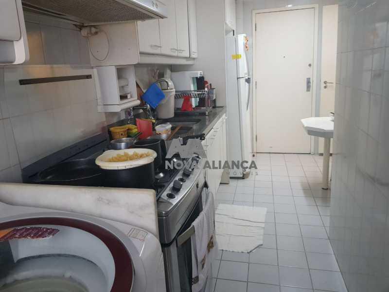 16.4. - Apartamento à venda Rua Baronesa de Poconé,Lagoa, Rio de Janeiro - R$ 1.150.000 - NBAP21215 - 14