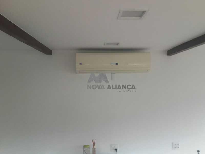 32 - Cobertura à venda Rua Senador Jaguaribe,Rocha, Rio de Janeiro - R$ 530.000 - NBCO30115 - 14
