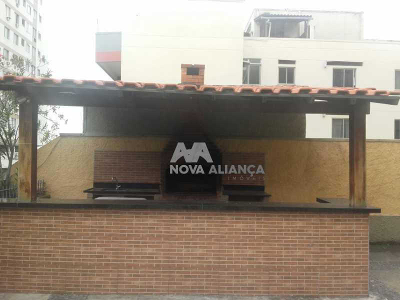 índice1 - Cobertura à venda Rua Senador Jaguaribe,Rocha, Rio de Janeiro - R$ 530.000 - NBCO30115 - 28