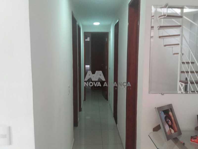 índice13 - Cobertura à venda Rua Senador Jaguaribe,Rocha, Rio de Janeiro - R$ 530.000 - NBCO30115 - 7