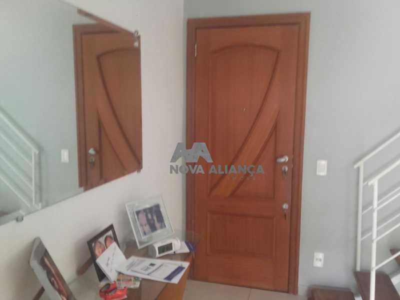 índice14 - Cobertura à venda Rua Senador Jaguaribe,Rocha, Rio de Janeiro - R$ 530.000 - NBCO30115 - 3