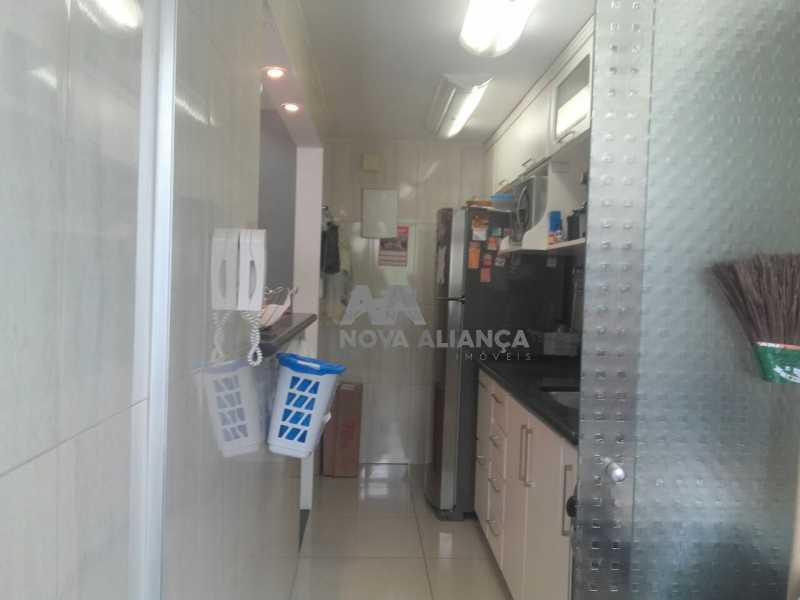 índice22 - Cobertura à venda Rua Senador Jaguaribe,Rocha, Rio de Janeiro - R$ 530.000 - NBCO30115 - 24