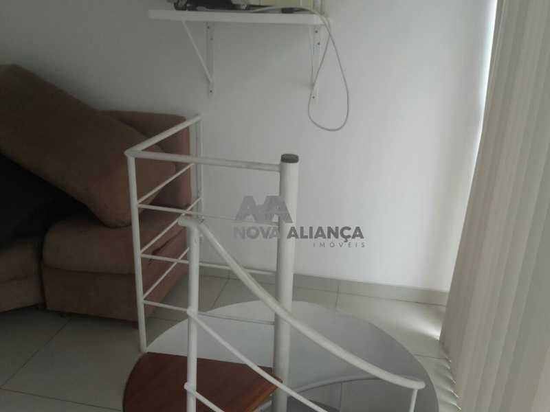 índice23 - Cobertura à venda Rua Senador Jaguaribe,Rocha, Rio de Janeiro - R$ 530.000 - NBCO30115 - 25