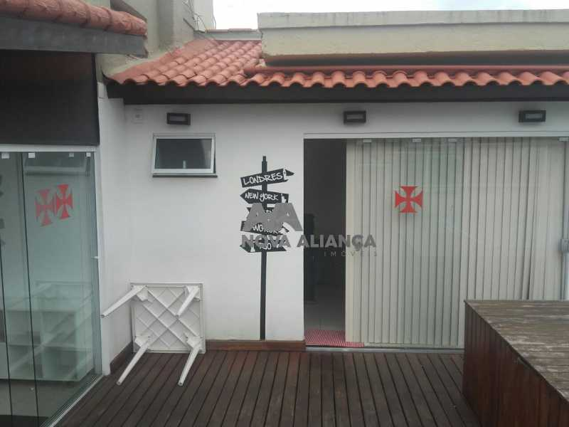índice26 - Cobertura à venda Rua Senador Jaguaribe,Rocha, Rio de Janeiro - R$ 530.000 - NBCO30115 - 26