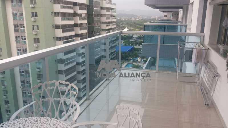 WhatsApp Image 2017-12-11 at 0 - Apartamento à venda Rua Mário Agostinelli,Jacarepaguá, Rio de Janeiro - R$ 730.000 - NCAP20696 - 4