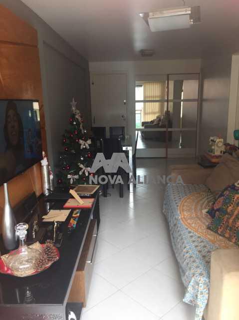 7e367270-93d6-4c9b-b267-324851 - Apartamento à venda Rua Belisário Távora,Laranjeiras, Rio de Janeiro - R$ 850.000 - NBAP21226 - 1
