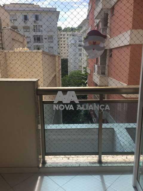 2082164c-3b0f-47f0-9c20-5a66c4 - Apartamento à venda Rua Belisário Távora,Laranjeiras, Rio de Janeiro - R$ 850.000 - NBAP21226 - 4