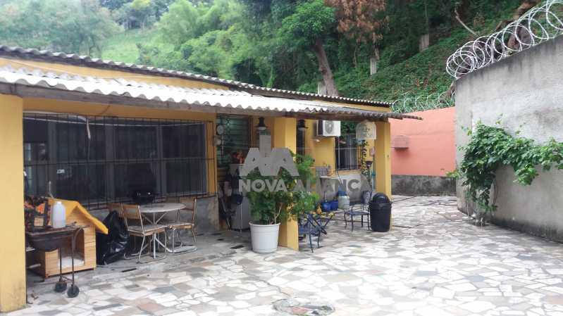 20171205_183055 - Casa à venda Praça José Ribeiro,Grajaú, Rio de Janeiro - R$ 1.200.000 - NTCA30022 - 1