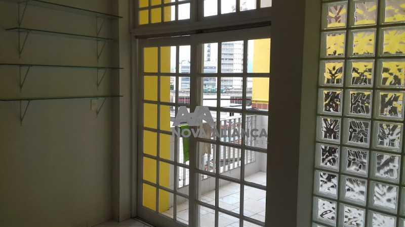 1 - Apartamento à venda Rua Jogo da Bola,Saúde, Rio de Janeiro - R$ 450.000 - NSAP30765 - 3