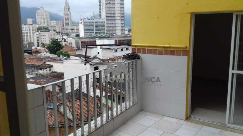 25 - Apartamento à venda Rua Jogo da Bola,Saúde, Rio de Janeiro - R$ 450.000 - NSAP30765 - 1