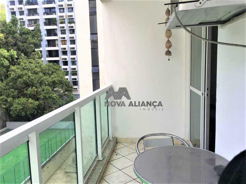 e56b96a2-6d23-4b36-9c5b-e38790 - Cobertura à venda Avenida Epitácio Pessoa,Lagoa, Rio de Janeiro - R$ 2.000.000 - NICO30076 - 23