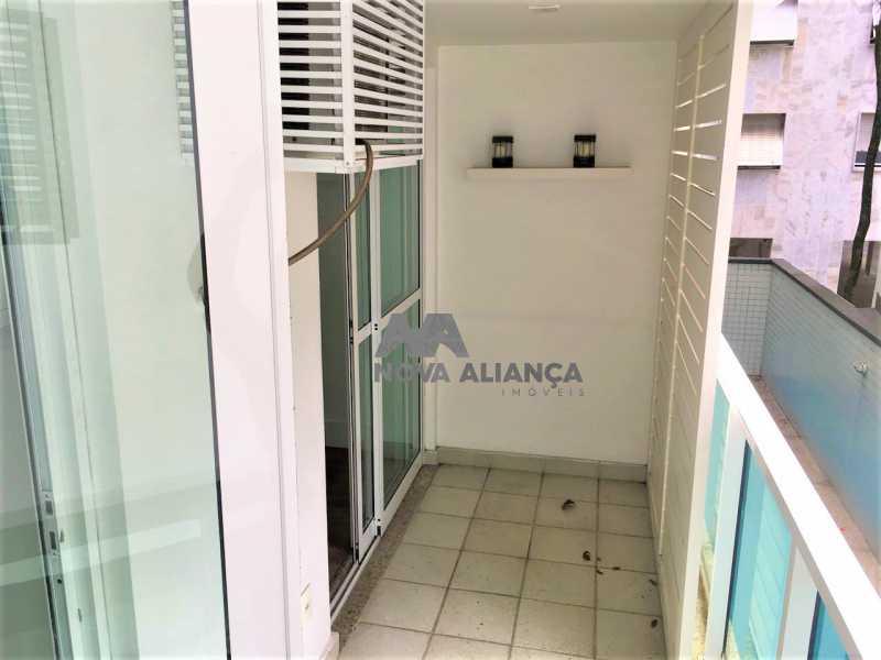 04d98604-24d6-4514-969b-df1a83 - Flat à venda Avenida Epitácio Pessoa,Lagoa, Rio de Janeiro - R$ 1.000.000 - NIFL20024 - 7