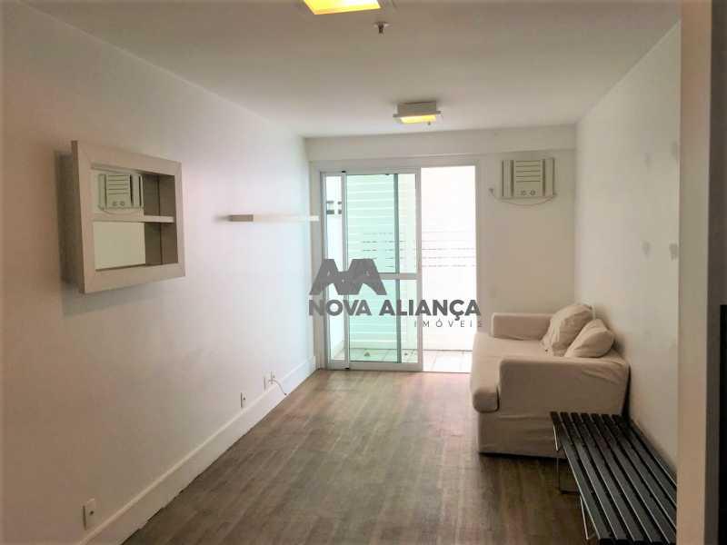05ba01c7-5c4f-448f-93ee-fefd38 - Flat à venda Avenida Epitácio Pessoa,Lagoa, Rio de Janeiro - R$ 1.000.000 - NIFL20024 - 5