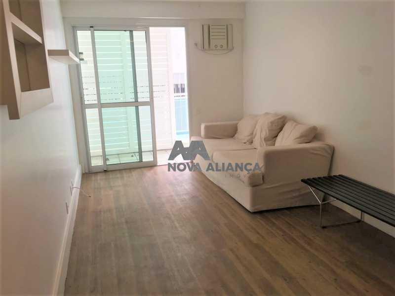 5c7d7b27-bd65-4822-8b1b-e56443 - Flat à venda Avenida Epitácio Pessoa,Lagoa, Rio de Janeiro - R$ 1.000.000 - NIFL20024 - 6