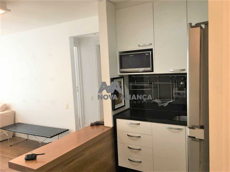 6e5a5375-a197-4521-8c2d-907505 - Flat à venda Avenida Epitácio Pessoa,Lagoa, Rio de Janeiro - R$ 1.000.000 - NIFL20024 - 23