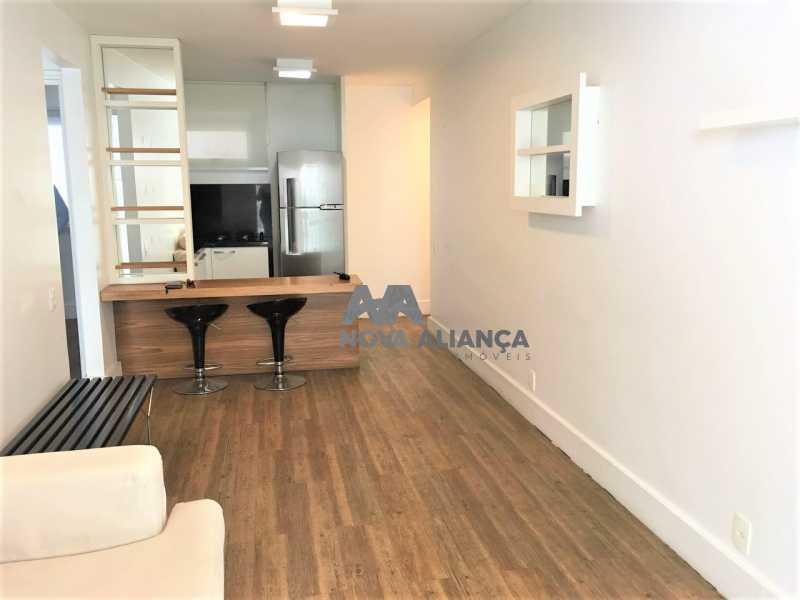 188f901b-b3b4-409e-8286-062eee - Flat à venda Avenida Epitácio Pessoa,Lagoa, Rio de Janeiro - R$ 1.000.000 - NIFL20024 - 3