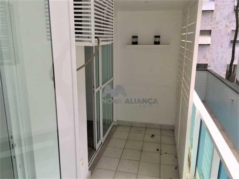 589ece27-c21c-46f8-b3f0-36040e - Flat à venda Avenida Epitácio Pessoa,Lagoa, Rio de Janeiro - R$ 1.000.000 - NIFL20024 - 24