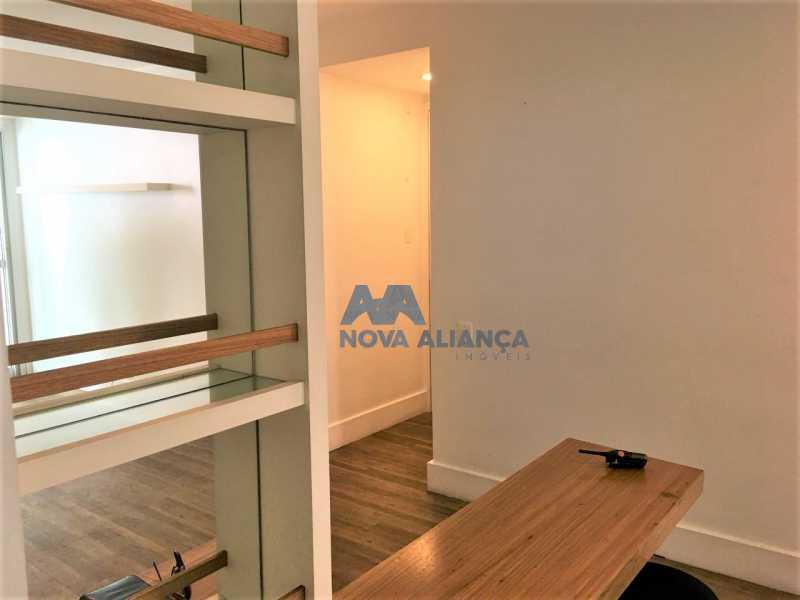 f975206b-6df0-4332-931a-c864b6 - Flat à venda Avenida Epitácio Pessoa,Lagoa, Rio de Janeiro - R$ 1.000.000 - NIFL20024 - 9