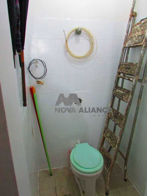 banheiro empregada - Apartamento à venda Rua Duquesa de Bragança,Grajaú, Rio de Janeiro - R$ 479.000 - NBAP31108 - 28